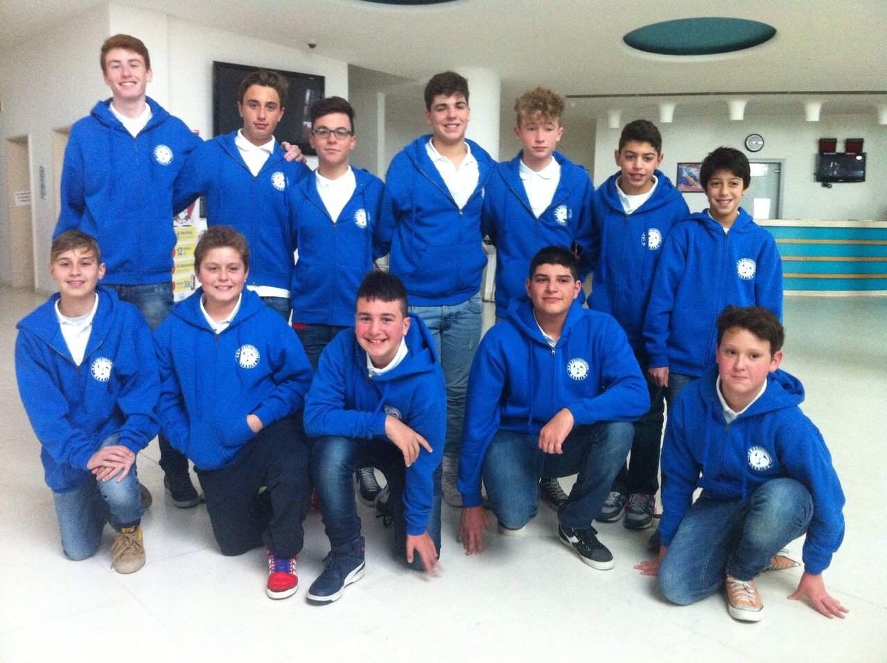 Polisportiva Messina Under 15