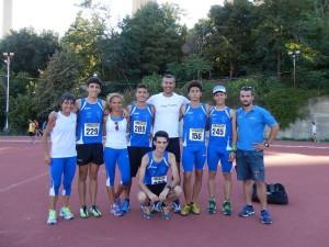 Atletica Villafranca squadra