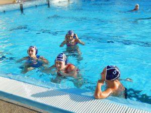 Le giocatrici della Polisportiva Messina