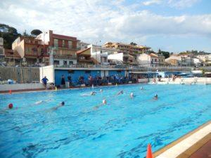 Pallanuoto alla piscina VITTORIO MAGAZZU 2