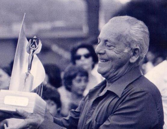 Vittorio Magazzù fondatore della Polisportiva Messina