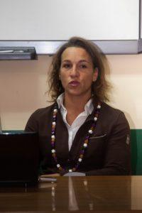 La campionessa Silvia Bosurgi