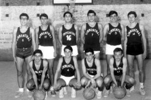 La celebre Simmenthal di basket